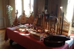 musée d'instruments médiévaux