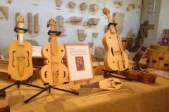 musée d'instruments de musique médiévale