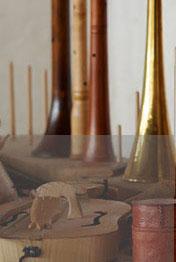 musée d'instruments médiévaux de l'ensemble Hauvoy